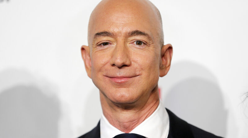 Jeff Bezos já não é o homem mais rico do mundo